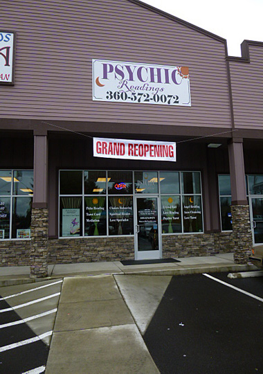 Call Marysville Psychic for an Appointment